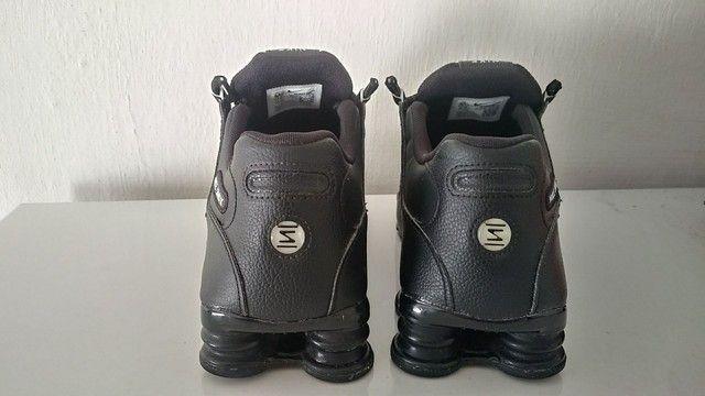Sapato Nike Shox Nz Preto, 41 - Foto 4