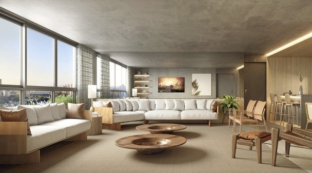 Apartamento à venda com 3 dormitórios em Boa vista, Porto alegre cod:RG8117 - Foto 4
