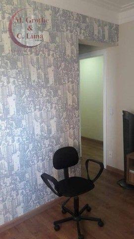 Apartamento com 4 dormitórios para alugar, 245 m² por R$ 6.500,00/mês - Jardim das Colinas - Foto 12