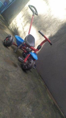 Triciclo smarth plus - Bandeirantes - Foto 3