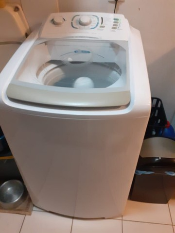 Máquina de Lavar 10kg Electrolux Branca Turbo Economia - Foto 3