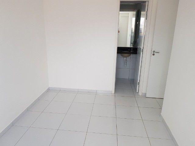 Apartamento Bancários 02 Qtos Elevador e Piscina Novo Frente Sul (BA21) - Foto 9