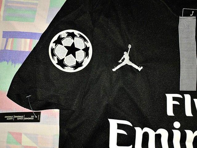 Camisa do PSG Jordan Third 18/19 - Foto 3