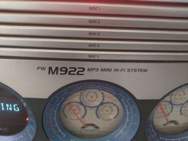 *Em Araguaina* Som Micro System Philips 500w - Foto 5