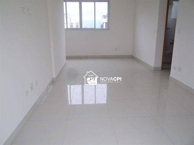 Apartamento com 2 dormitórios à venda Boqueirão - Santos/SP - Foto 3