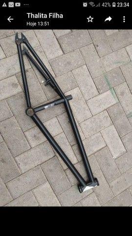 Quadro overall BMX bikes - Foto 4