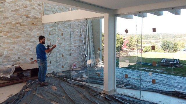 Manutenção portas janelas e box. - Foto 4