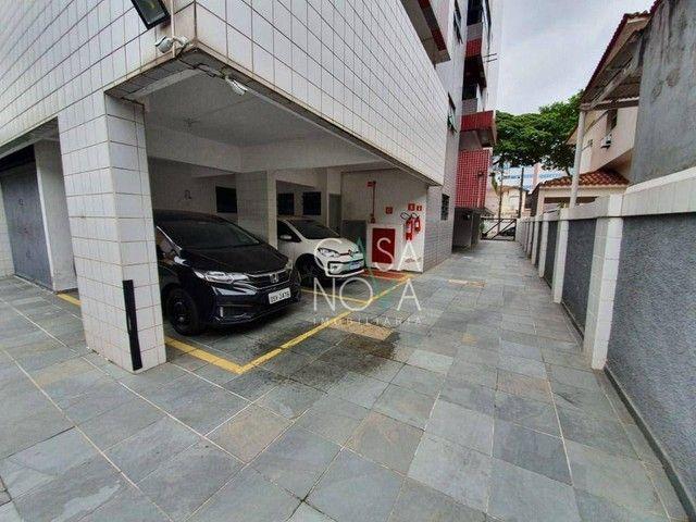 Apartamento com 2 dormitórios à venda, 90 m² por R$ 500.000,00 - Boqueirão - Santos/SP - Foto 18