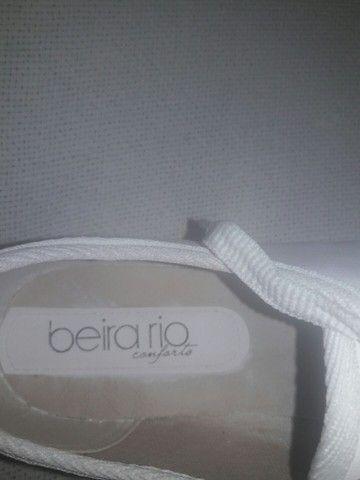 Tênis Novo Beira Rio Conforto N°35 - Foto 2