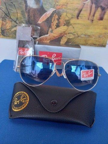 Óculos de sol com proteção uv 400 vários modelos disponíveis a pronta entrega chama!! - Foto 6
