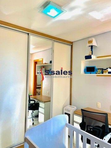 Destaque!! Belíssimo Apartamento em Águas Claras - 3 quartos - Lazer Completo - Foto 13