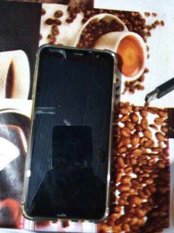 Samsung J8. R$600reais