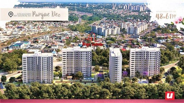 Jardim das Cerejeiras 61m² R$266.000,00 / 3 quartos sendo 1 suíte - Foto 2