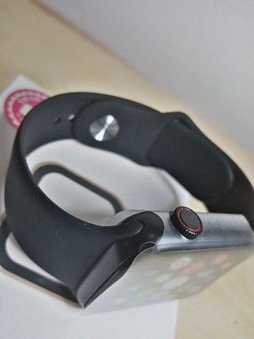 Smartwatch X8 faz e recebe ligação