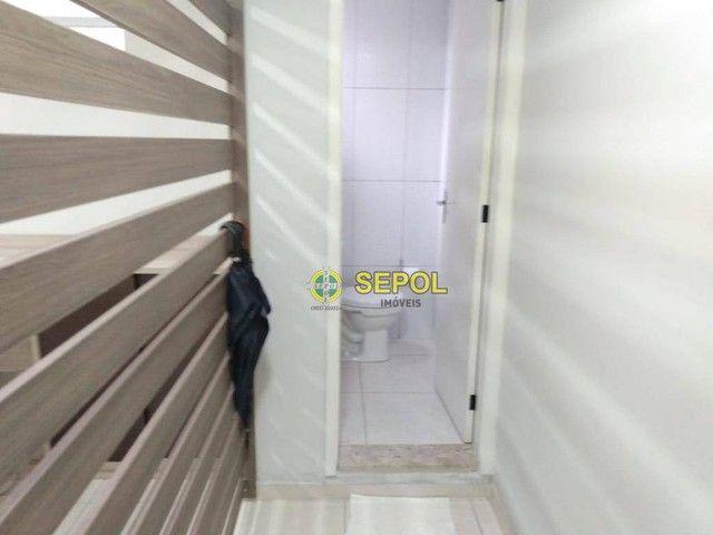 Salão para alugar, 200 m² por R$ 3.200,00/mês - Jardim Egle - São Paulo/SP - Foto 18