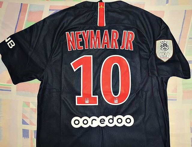 Camisa do PSG temporada 18/19 - Foto 2