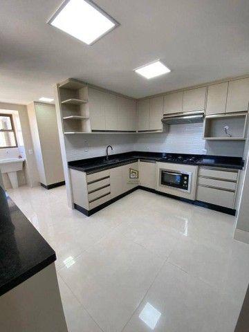 Apartamento com 4 dormitórios, 224 m² por R$ 850.000 - Praça Popular - Cuiabá/MT #FR 135