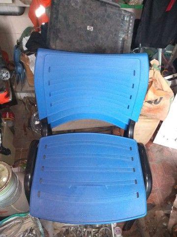 Cadeiras de ferro  - Foto 2