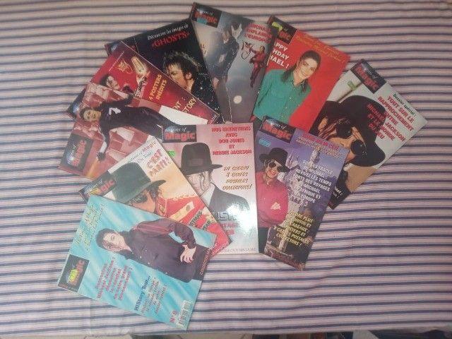 Michael Jackson - Especial e Exclusiva Coleção de revista raras para VOCÊ - Foto 5