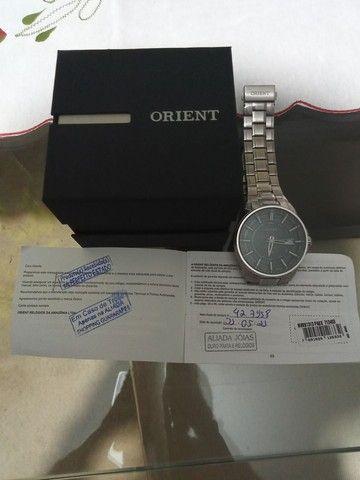 Relógio Orient 2 meses de comprado  - Foto 4