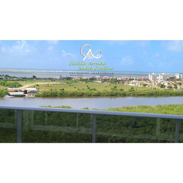 apartamento 4/4 suítes, varanda gourmet, vista livre permanente, Jardins, Aracaju/SE