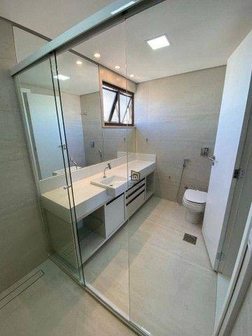Apartamento com 4 dormitórios, 224 m² por R$ 850.000 - Praça Popular - Cuiabá/MT #FR 135 - Foto 3