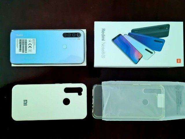 Xiaomi Redmi Note 8T Moonlight White 64GB Ram 64GB Rom