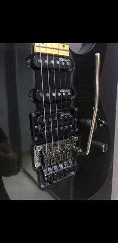 Guitarra Esp Ltd M 103 fm - Foto 4