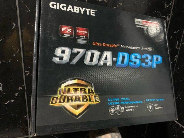 Placa Mãe/Motherboard Gigabyte Ultra Durable - Foto 2