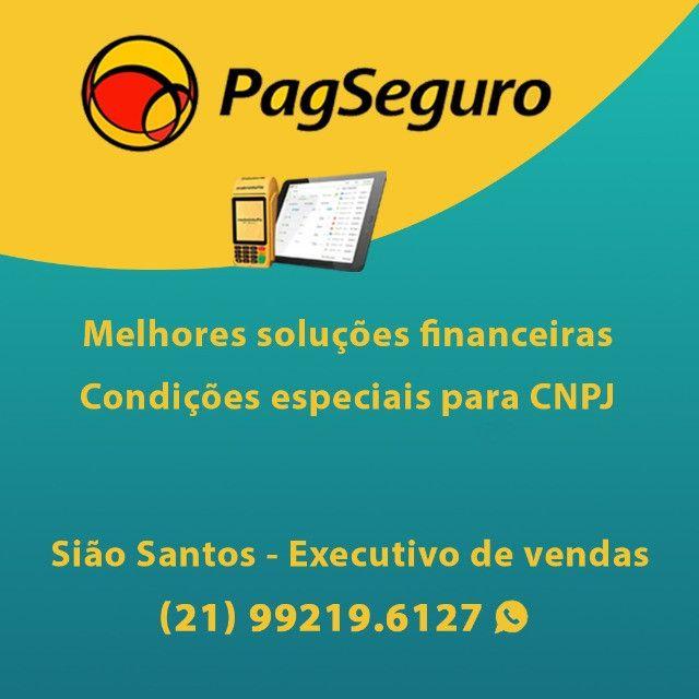 Pag Seguro - Moderninha Pro2 por - R$ 150,00 - Foto 2