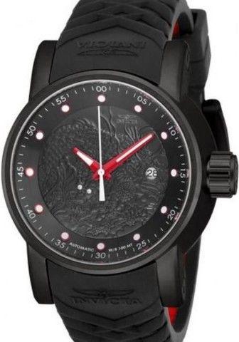 Relógio invicta novo na caixa + prata de pulso - Foto 2
