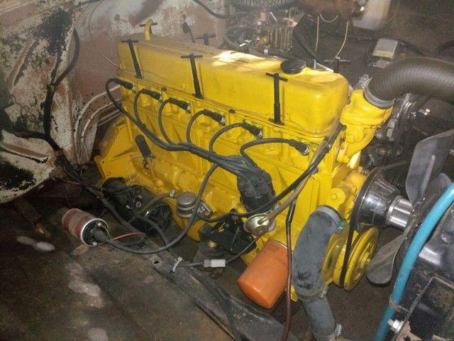 C14 1967 motor canavieiro 4.8 câmbio D20 - Foto 5