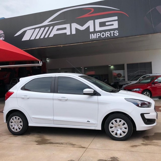 Ford KA SE 1.0 12v Flex 2019/2019