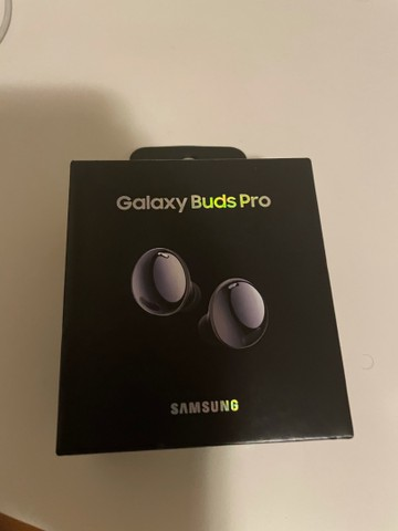 Galaxy Buds Pro - Parcelado - Lacrado com NF