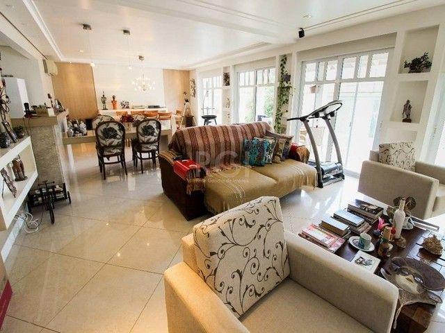 Casa à venda com 5 dormitórios em Jardim carvalho, Porto alegre cod:AR50 - Foto 8