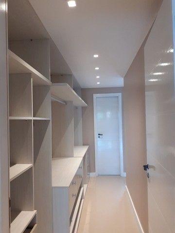 173m3 - 03 Suites + Gabinete - 03 vagas ( Depósito) - Foto 9