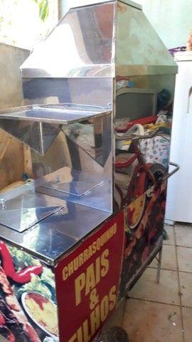 carrinho de inox - Foto 3