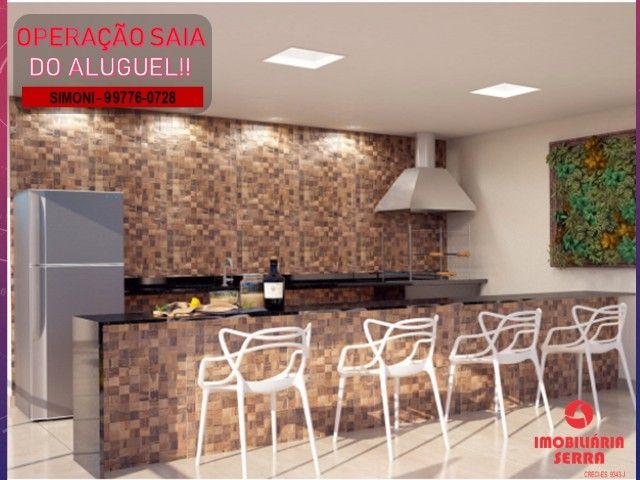 SCL [08] 42m² Apartamento 2 Qtos, Lazer completo/ Vila Bethânia - Foto 5