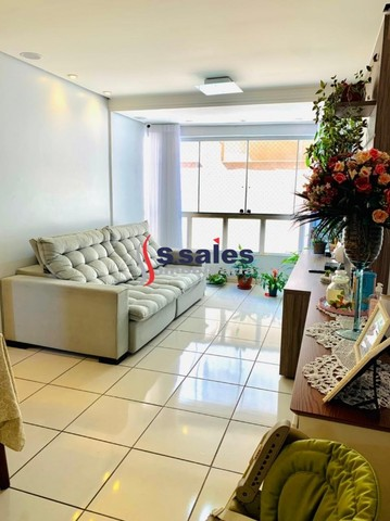 Destaque!! Belíssimo Apartamento em Águas Claras - 3 quartos - Lazer Completo - Foto 4