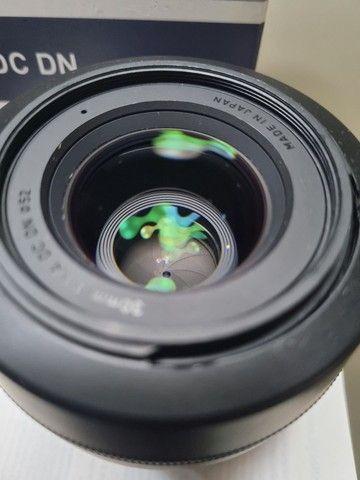 lente sigma 30mm F1.4 sony - Foto 4