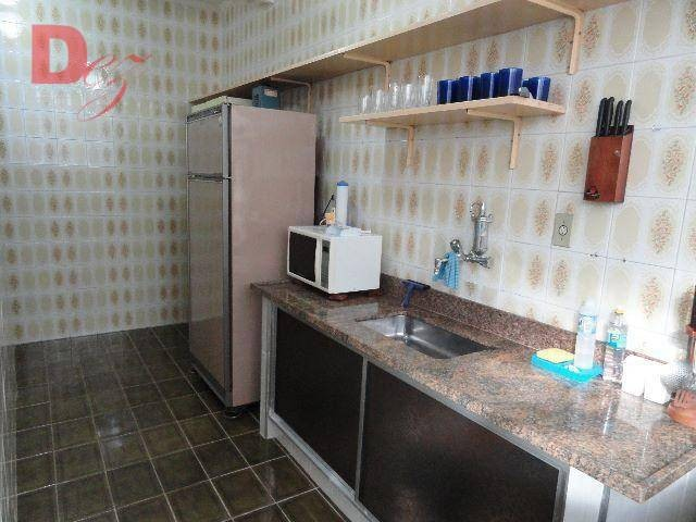 Apartamento com 1 dormitório à venda, 57 m² por R$ 160.000,00 - Canto do Forte - Praia Gra - Foto 4