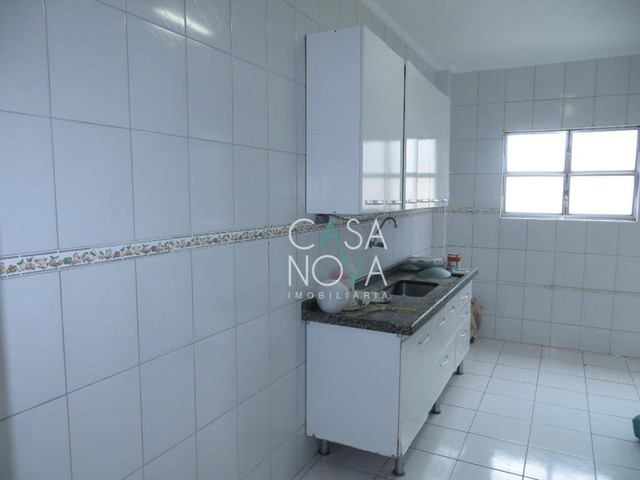 Apartamento com 2 dormitórios para alugar, 118 m² por R$ 3.000,00/mês - José Menino - Sant - Foto 15
