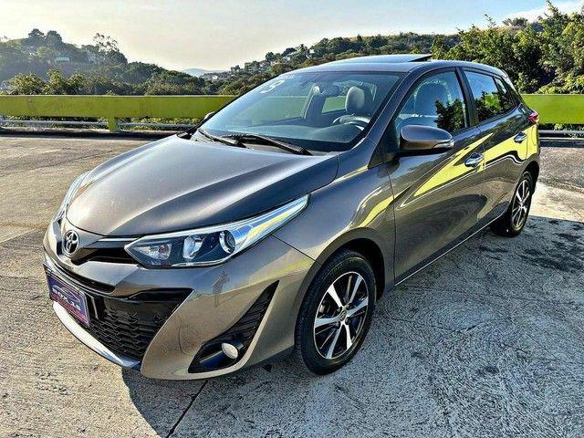 Toyota yaris XLS 1.5 Top de Linha + Teto Solar  - Foto 3