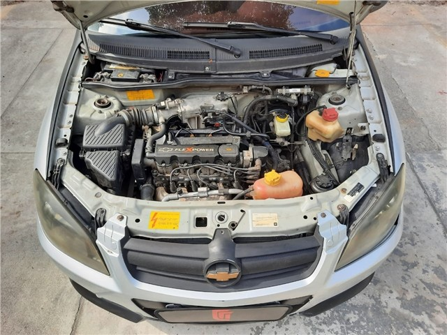 Chevrolet Celta 2009 1.0 mpfi life 8v flex 4p manual - Foto 7