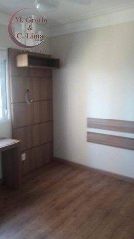 Apartamento com 4 dormitórios para alugar, 245 m² por R$ 6.500,00/mês - Jardim das Colinas - Foto 17
