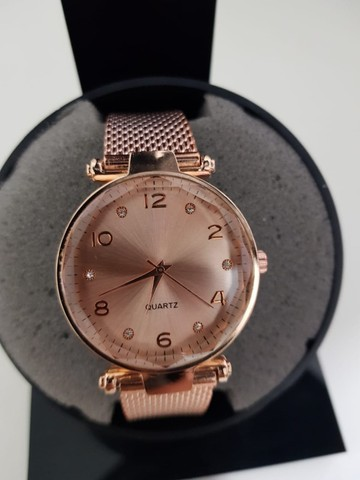 Compre 1 Leve 2 Relógios Skin Feminino. De 150 por 75 - Foto 3