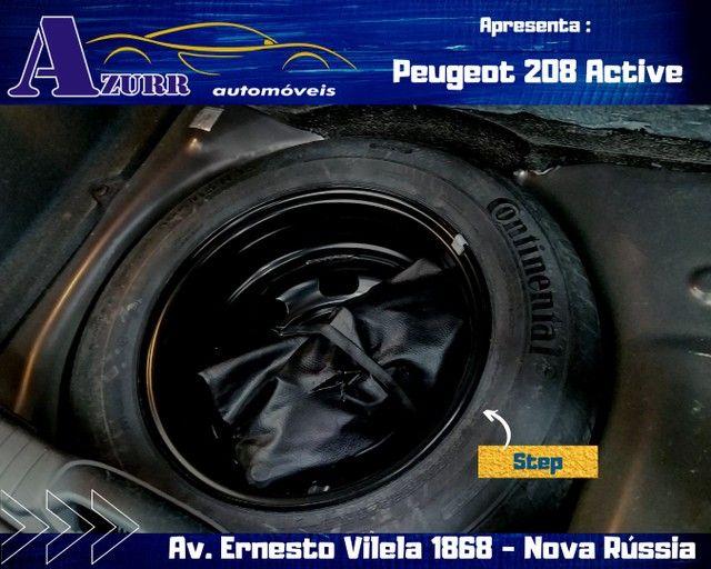 PEUGEOT 208 ACTIV COMPLETO 1.5 FLEX REVISADO GARANTIA BAIXA KM IMPECÁVEL   - Foto 16