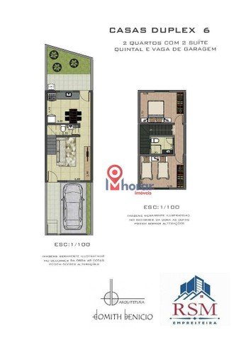 Casa à venda, 70 m² por R$ 210.000,00 - Jardim dos Alfineiros - Juiz de Fora/MG - Foto 3