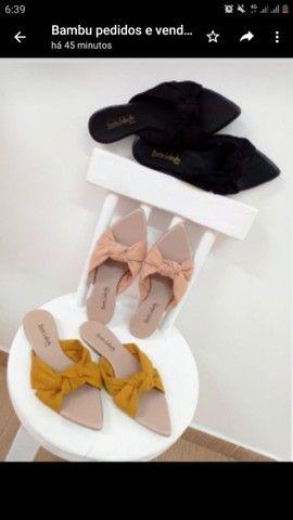 Sandalias e Sapatilhas Femininas - Foto 3