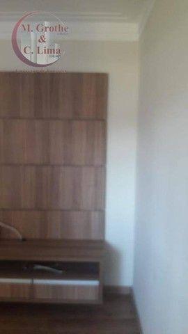 Apartamento com 4 dormitórios para alugar, 245 m² por R$ 6.500,00/mês - Jardim das Colinas - Foto 20